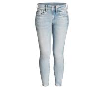 Skinny-Jeans LYNN - lt aged blue