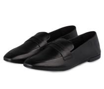 Penny-Loafer - schwarz