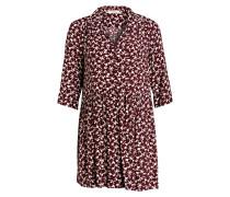 Kleid COCEA - bordeaux