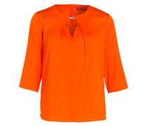Seidenbluse CAMARA - orange