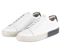 Sneaker - weiss/dunkelgrau