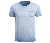 T-Shirt DELIO - blau