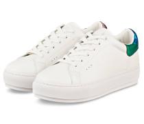 Plateau-Sneaker LANEY EAGLE - WEISS