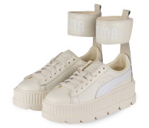 Plateau-Sneaker - offwhite