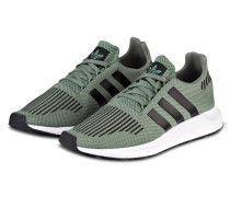 Sneaker SWIFT RUN - khaki/ schwarz