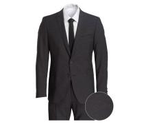 Anzug LERID-MERCER Slim-Fit - schwarz