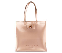 Shopper BETHCON - altrosa metallic