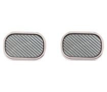 Manschettenknöpfe GIO - silber/ mint