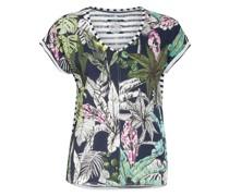 T-Shirt CALENAL mit Leinen