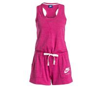 Jumpsuit GYM VINTAGE - pink