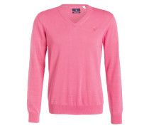 Feinstrickpullover - pink