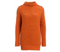 Strickpullover INDAH - orange