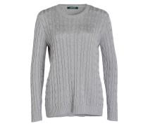 Pullover KATI - grau