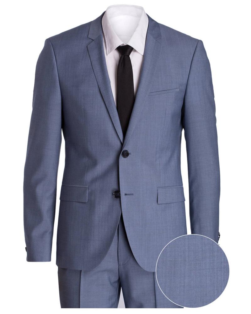 hugo boss herren hugo anzug adris4 heibo3 extra slim fit. Black Bedroom Furniture Sets. Home Design Ideas