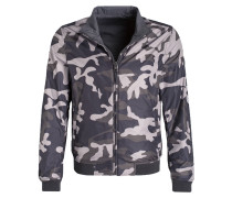 Blouson in Camouflage-Optik