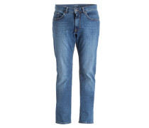 Jeans COOPER Regular-Fit - blau