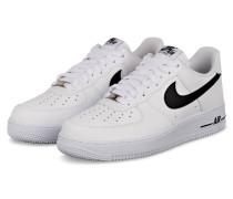 Sneaker AIR FORCE 1 '07 - WEISS