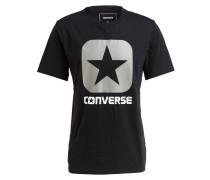 T-Shirt BOXSTAR - schwarz