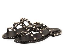 Sandalen POP - schwarz
