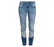 Skinny-Jeans SARA - blue denim