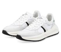 Sneaker - WEISS/ HELLGRAU