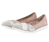 Ballerinas - ROSE/ SILBER