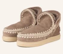 Boots ESKIMO - TAUPE