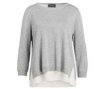 Pullover in Layer-Optik