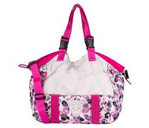 Shopper - rosa/ pink/ silber