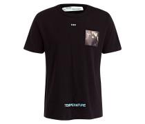 T-Shirt MINI CARAVAGGIO - schwarz