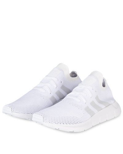 adidas Herren Sneaker SWIFT RUN PRIMEKNIT - WEIß Outlet Online-Shop Sc168MZD