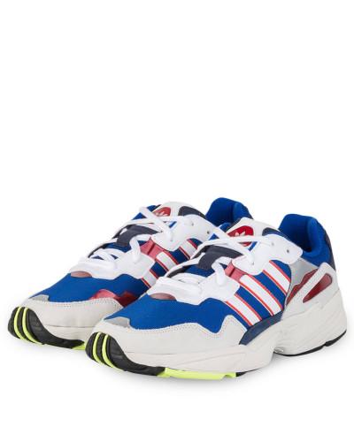 Sneaker YUNG-96 - WEISS/ BLAU/ ROT