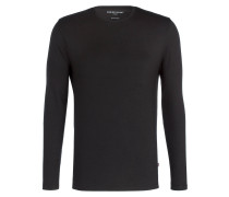 Langarmshirt BASEL - schwarz