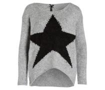 Pullover DANCE - grau/ schwarz