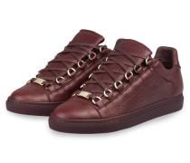 Sneaker ARENA - bordeaux