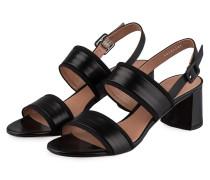 Sandalen ADRIENNE - schwarz