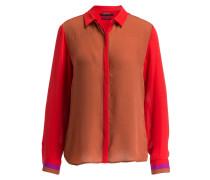 Bluse - rot/ koralle