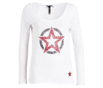 Shirt  AURORA - weiss