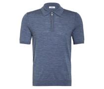 Strick-Poloshirt MAXWELL