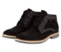 Desert-Boots VALENTIN - schwarz/ grau
