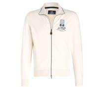 Sweatjacke HOLLY Regular-Fit - creme