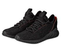 Sneaker TUBULAR DOOM SOCK - schwarz