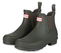 Gummi-Boots - olive