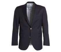 Sakko Smart Tailored-Fit - dunkelblau