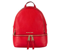 Rucksack RHEA SMALL - bright red