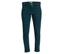 Jeans CSALLY - petrol