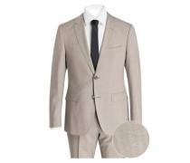 Anzug C-JEYS/C-SHAFT Regular-Fit - beige