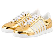Sneaker NEW RUNNERS - gold