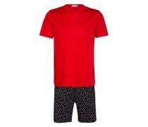 Shorty-Schlafanzug Serie KAPSTADT
