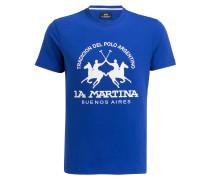 T-Shirt BARRET - blau